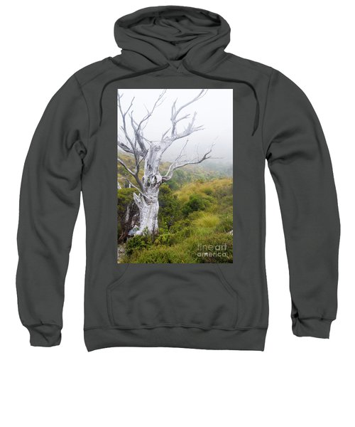 Sweatshirt featuring the photograph Ghost by Werner Padarin