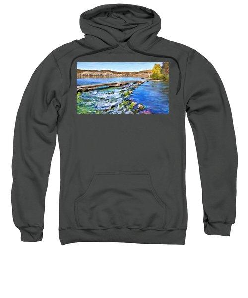 Giant Springs 3 Sweatshirt