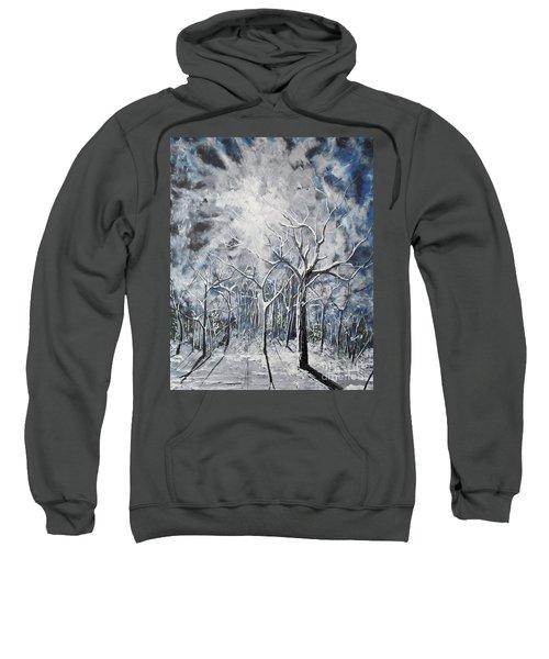 Girl In The Woods Sweatshirt
