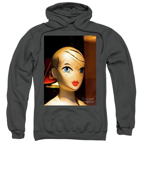 Girl_04 Sweatshirt