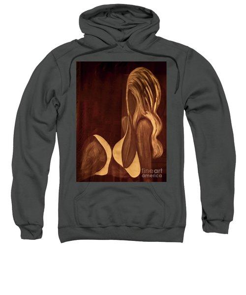 Girl_05 Sweatshirt