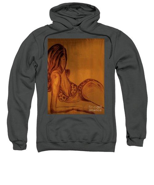 Girl_06 Sweatshirt