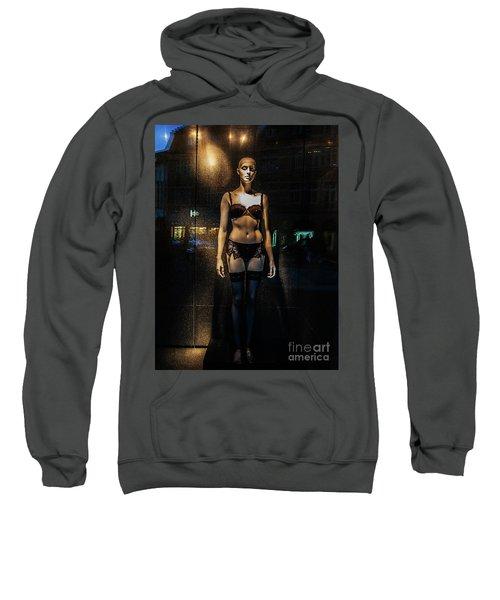 Girl_11 Sweatshirt