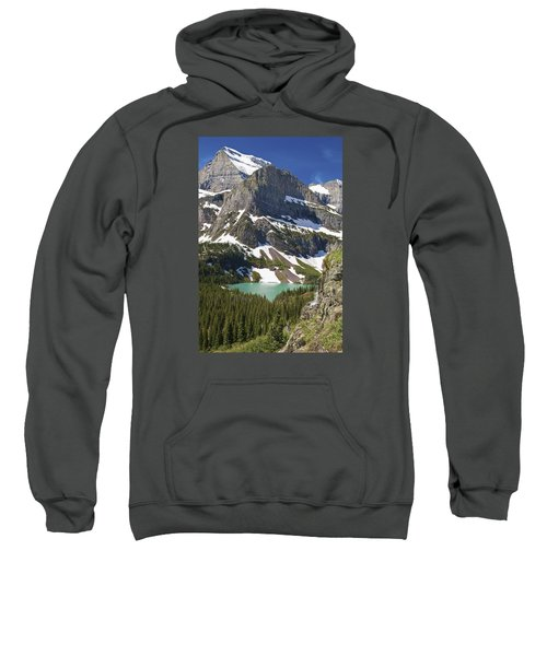 Glacier Backcountry Sweatshirt by Gary Lengyel