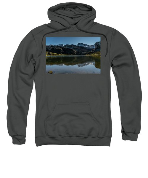 Glacier Formed Sweatshirt