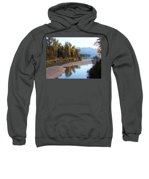 Glacier Park 12 Sweatshirt