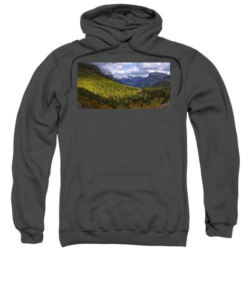 Glacier Storm Sweatshirt
