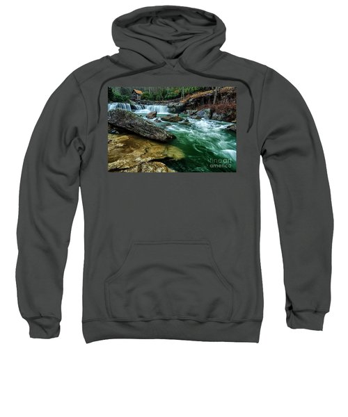 Glade Creek And Grist Mill Sweatshirt