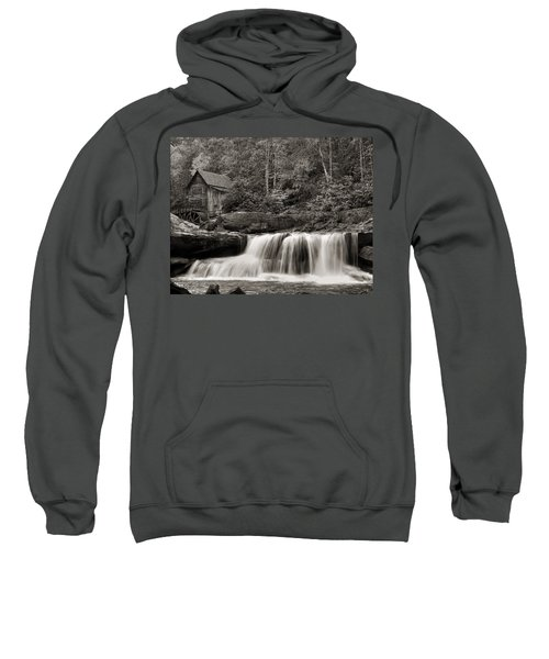 Glade Creek Grist Mill Monochrome Sweatshirt