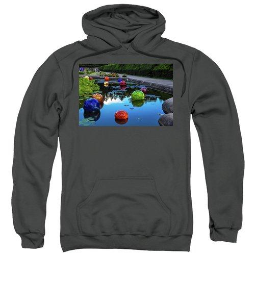 Glass At Biltmore Sweatshirt