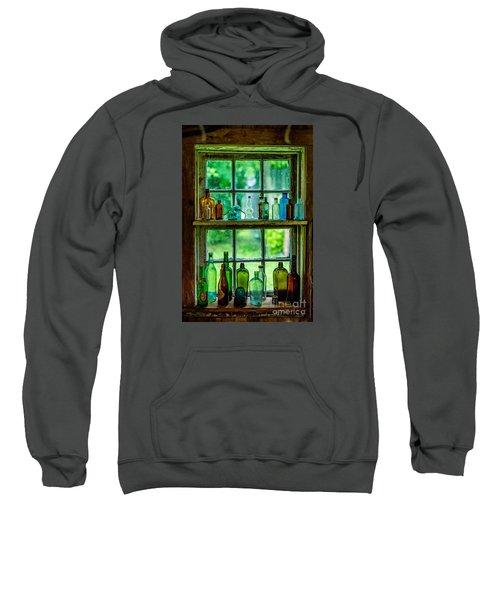 Glass Bottles Sweatshirt