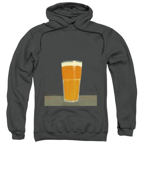 Glass Full Of.. Sweatshirt