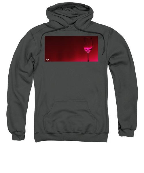 Glass Of Wine Sweatshirt