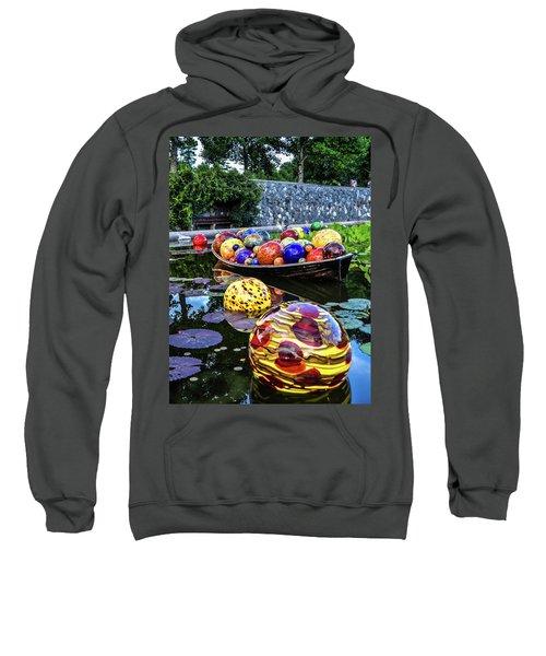 Glass On Display Sweatshirt