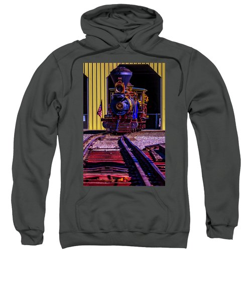 Glenbrook Coming Down The Tracks Sweatshirt