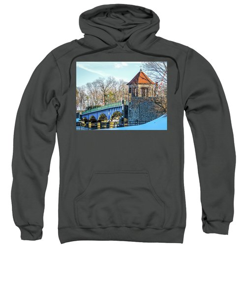 Glenn Island Drawbridge Sweatshirt