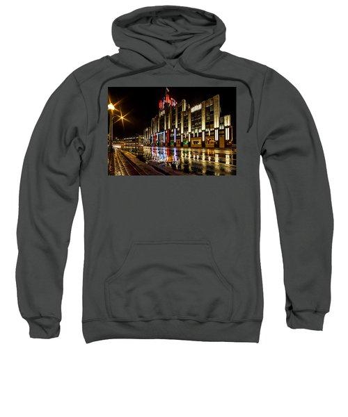 Glowing Icon Sweatshirt