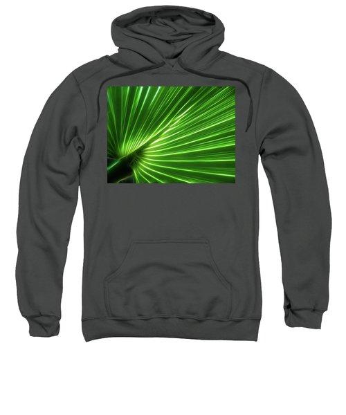Glowing Palm Sweatshirt