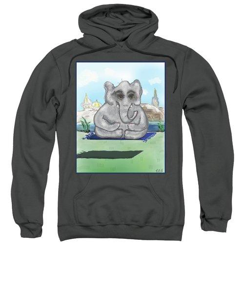 Go Zen, Baby Sweatshirt