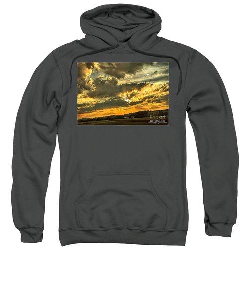 God Hand Sweatshirt