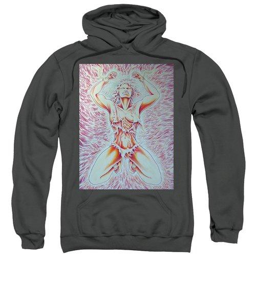 Goddess Breaking Chains Sweatshirt