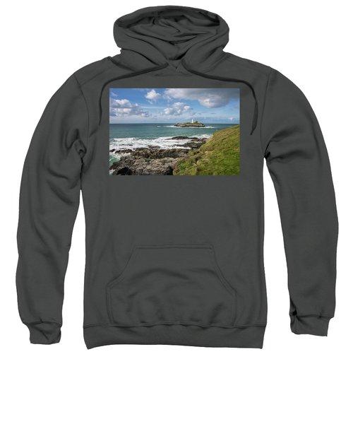 Godrevy Lighthouse 3 Sweatshirt
