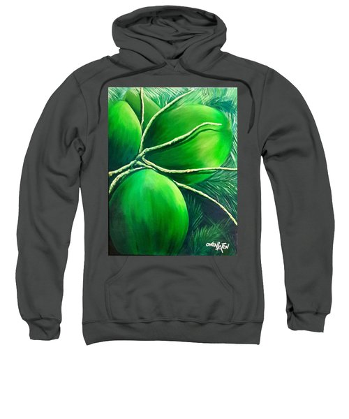 Going Nuts Sweatshirt