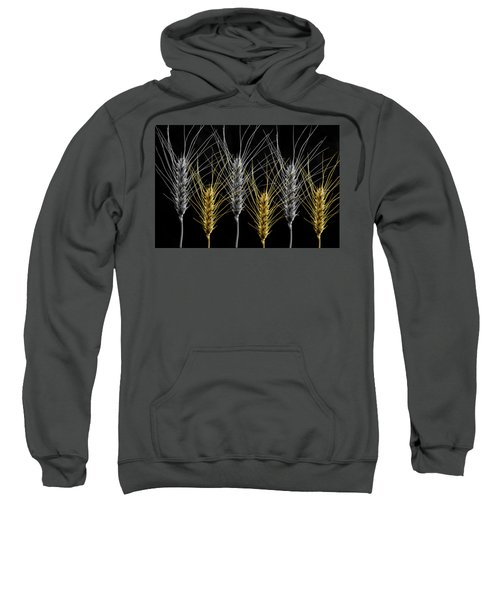 Gold And Silver Wheat Sweatshirt