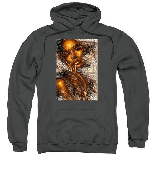 Gold Fingers Sweatshirt