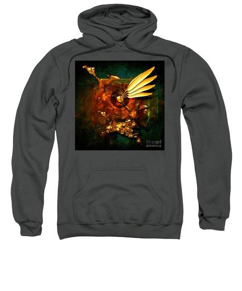 Gold Inkpot Sweatshirt