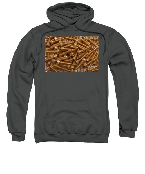 Gold Plated Screws Sweatshirt