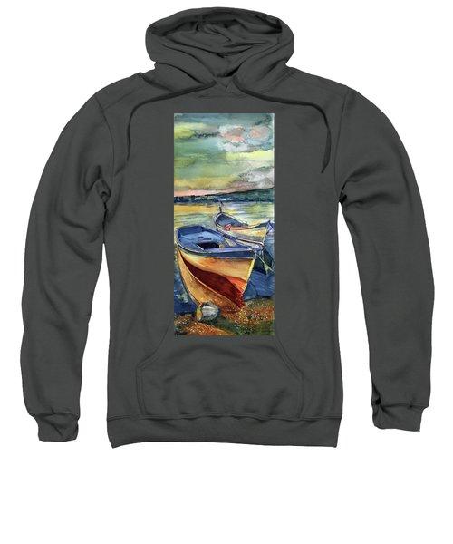 Golden Boats Sweatshirt