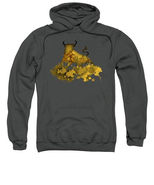 Golden Bull Sweatshirt
