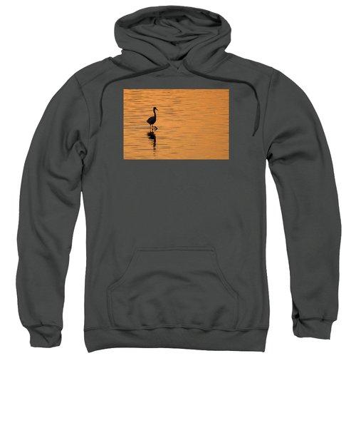 Golden Egret Sweatshirt