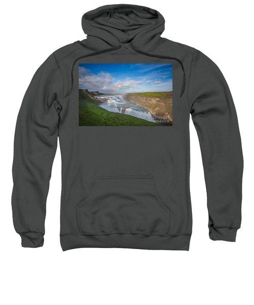 Golden Falls, Gullfoss Iceland Sweatshirt