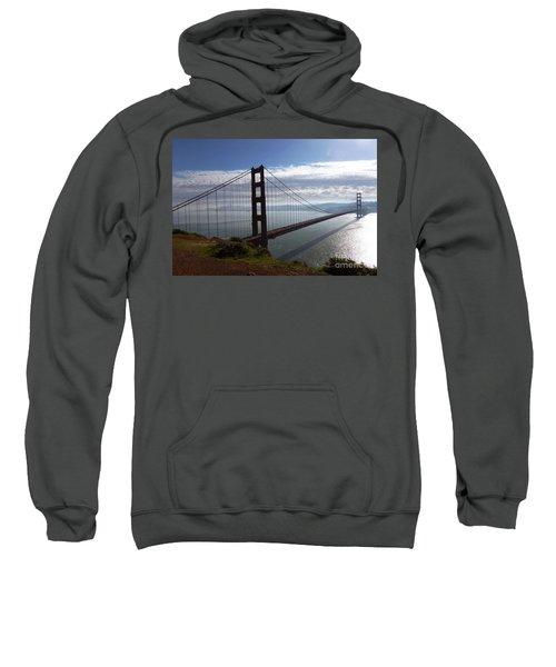 Golden Gate Bridge-2 Sweatshirt