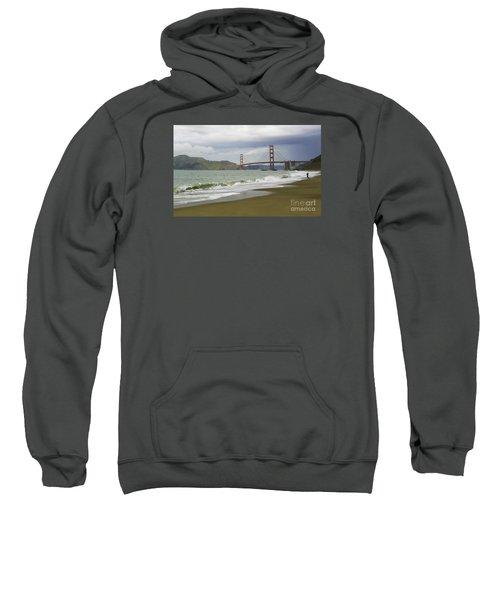 Golden Gate Bridge #4 Sweatshirt