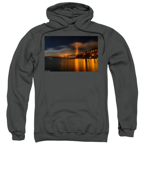 Golden Gate Night Sweatshirt