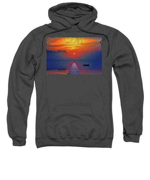 Golden Lake Sweatshirt