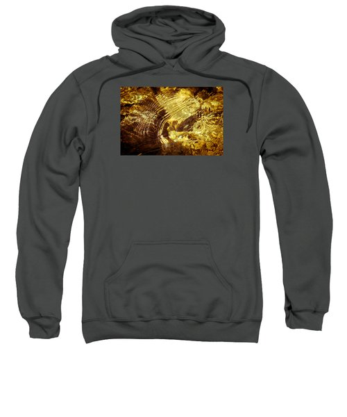 Golden Ripples Sweatshirt