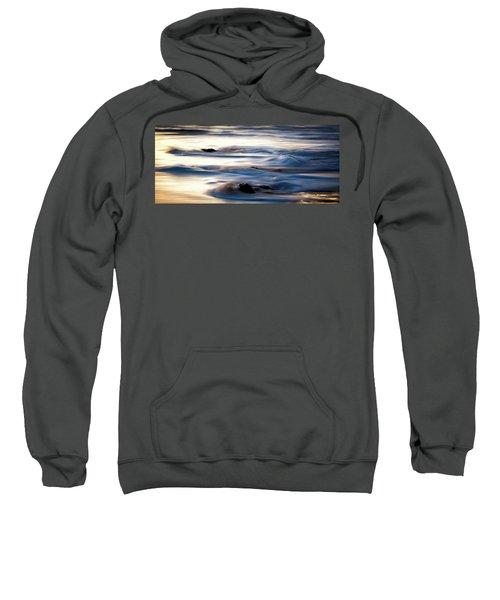 Golden Serenity Sweatshirt