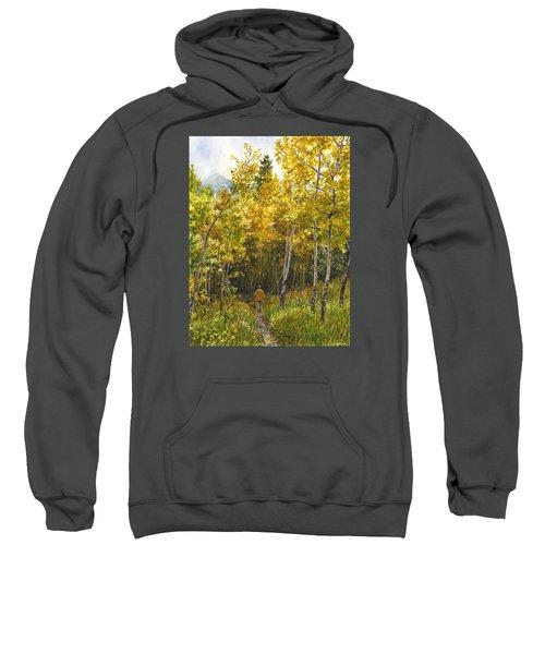 Golden Solitude Sweatshirt