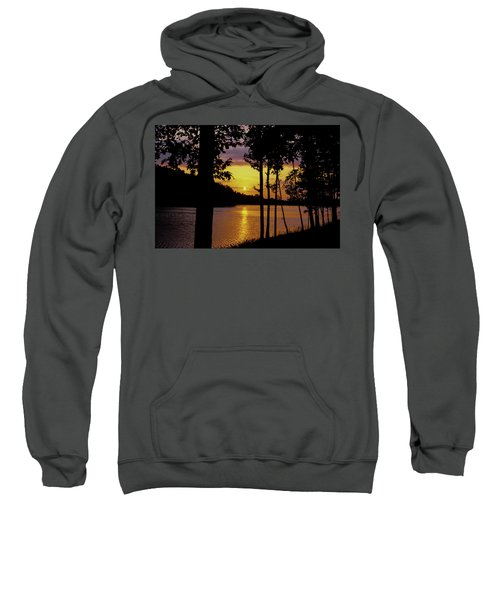 Golden Sunset Sweatshirt