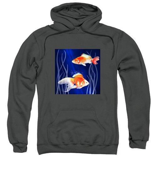 Goldfish Aglow Sweatshirt