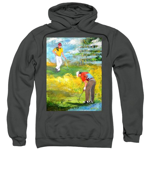 Golf Buddies #2 Sweatshirt