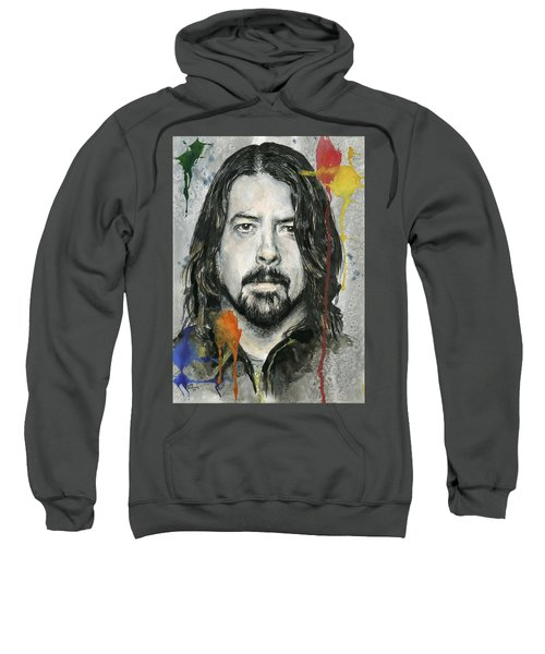 Good Dave Sweatshirt by Nate Michaels