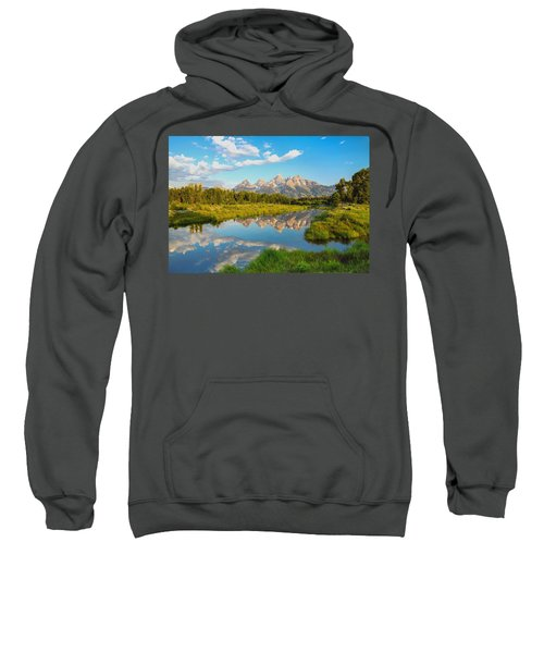 Good Morning Tetons Sweatshirt