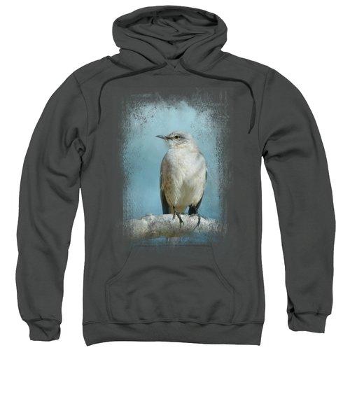 Good Winter Morning Sweatshirt by Jai Johnson