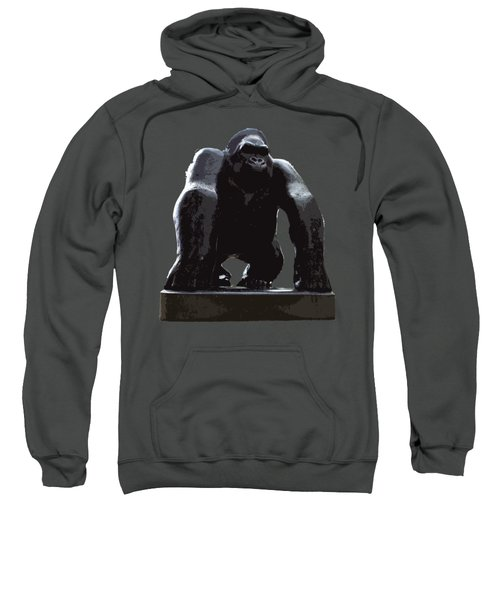 Gorilla Art Sweatshirt