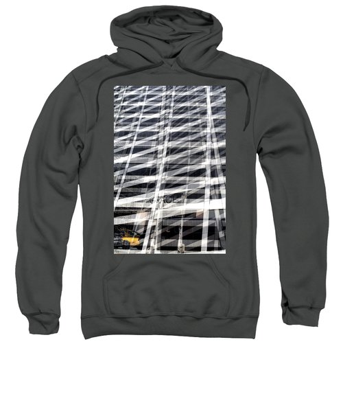 Grace Building Collage 2 Sweatshirt